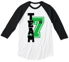 7th Grade Team T-shirt Teacher Green | Teespring