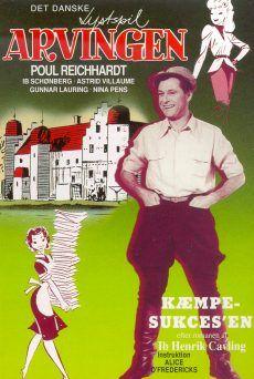 Arvingen (1954). Anders mister sin mor, samtidig for han af vide, at hans far er en rig godsejer.