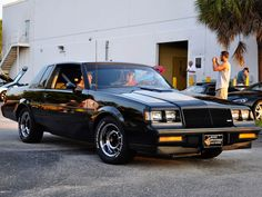 The Buick Grand National 1987.  Cars that gained a Cult Following. I got so close to having one of these I cringe when I think about it - why did that guy have to come out of his coma? Why?