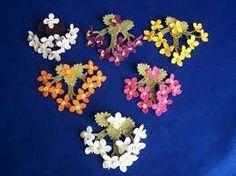 Yaka çiçekleri