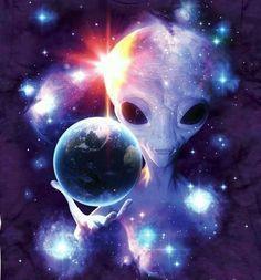 aliens our creators.