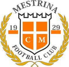MESTRINA FOOTBALL CLUB   -  MESTRE (VE) Football Team Logos, Soccer Logo, Jersey Atletico Madrid, Esports, Badge, Football Squads, Sports Clubs, Legends, Italia