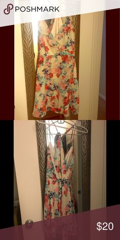 e299884aa3c Floral Summer Dress from Target Brand new with tags. Size small. It has some