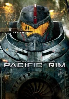 Pacific Rim. Rewatched with both the parentals. Cried again. Kind of in love with this movie though.