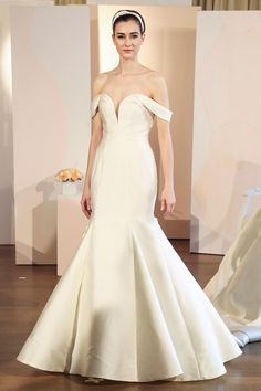 Anne Barge Bridal Spring 2018 Fashion Show Collection