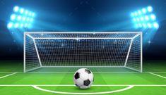Soccer Football Championship Vector Background