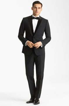 Dolce Gabbana Grooms Tuxedo skinny style and fitted!! Wedding Tuxedo  Styles e3908ebe3392