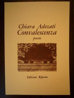 a distanza di trentanni esatti: Convalescenza e altre, a cura di Elio Grasso. PDF SUL BLOG. @eelliioo