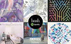 A playlist for the commute from Hush