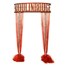 moulin rouge themed party table decorations - Google Search