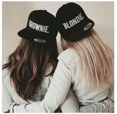Brownie + Blondie Besties