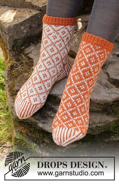 New Knitting Socks Nordic Drops Design Ideas Winter Knitting Patterns, Knitting Designs, Knitting Projects, Scarf Patterns, Knitting Socks, Free Knitting, Baby Knitting, Knit Socks, Drops Design