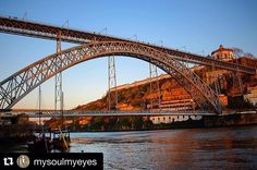 Local: Porto #sharing_portugal #porto #portugal #douro  Muito obrigado @mysoulmyeyes pela partilha  by sharing_portugal