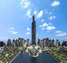 Azerbaijan Tower  #Azerbaijan #Baku #Tower