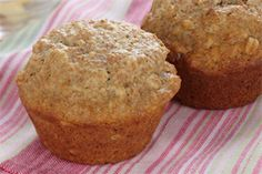 Ever-Ready Oat-Bran Muffins- The batter stays in your refrigerator for up to two months. Great for busy moms!