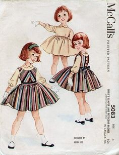 McCall's 5083 by Helen Lee © 1959.