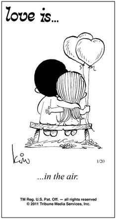 Love Is... Comic Strip, January 20, 2011 on GoComics.com