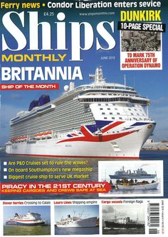 Ships Monthly (2010- es rep actualment)