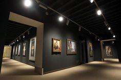 Museum Felix Revello de Toro - Museet for Malagas kendte portrætmaler Félix Revello de Toro indeholder mere end 100 malerier, skitser og tegninger. #museum #malaga