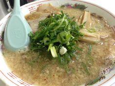 チャーシュー麺( ̄(エ) ̄)v