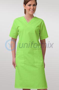 Sukienka, limonkowa. JC15.