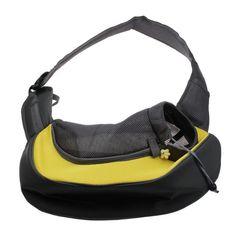 Zero Pet Dog Cat Puppy Carrier Mesh Travel Tote Shoulder Bag Sling Backpack