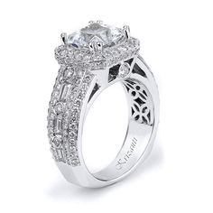 18KTW ENGAGEMETNT RING, DIAMOND 1.87CT ROYAL COLLECTION