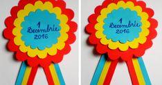 1 Decembrie, Coasters, Kindergarten, School, Cards, Flowers, Coaster, Kindergartens, Preschool