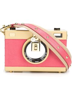 DOLCE & GABBANA 'Dolce' camera crossbody bag