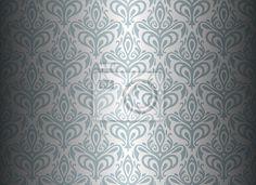FOTOTAPETA: Srebrny tapeta, vintage luxury (4716200232)