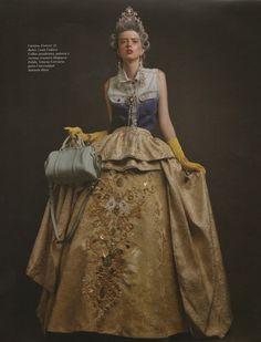 PARAGON MODEL MANAGEMENT: Ann Ward @ GLOW Magazine