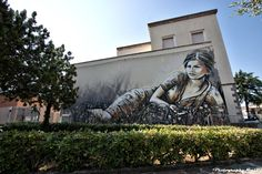 By Alice Pasquini  Italy