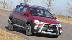 Prueba Toyota Etios Cross