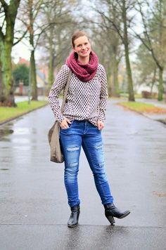 #Jeans #Outfit #Fashionblog #autumn #Look #Herbst #Herbstlook #Kisura