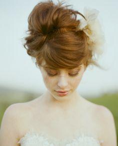 Ideal para las que tienen pelo corto o un buen recogido