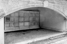 HALLE (SAALE), STADTGOTTESACKER (KOLUMBARIEN GRÜFTE 64/66)