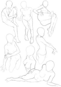 37 Ideas Drawing Body Female Pose Reference Art For 2019 poses female Female Pose Reference, Body Reference Drawing, Human Figure Drawing, Figure Sketching, Drawing Reference Poses, Drawing Body Poses, Female Drawing, Figure Drawing Tutorial, Anatomy Drawing