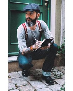 """""""The one thing that we can't get enough of is love. And the one thing we never give enough is love!"""" - Henry Miller #thoughts #love #nolove #alone #strong #strength #character #note #quote #quotes #beard #beards #beardlife #beardgang #oldschool #oldschooltattoo #tattoo #tattoos #inked #tats #gentleman #dapper #sober #greek #picoftheday #instagood #instadaily #0711 #stuttgart"""