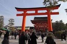 Fushimi Inari Shrine is beautiful!