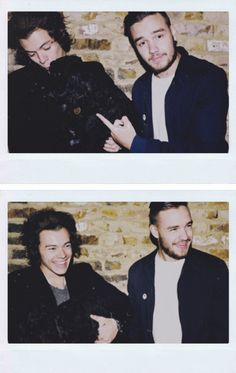 Liam and Harry for Trekstock