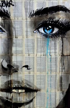 "Saatchi Art Artist Loui Jover; Drawing, ""focal point"" #art"