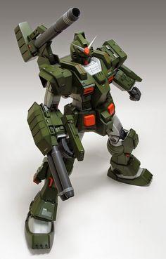 Custom Build: 1/48 FA-78-1 Full Armor Gundam - Gundam Kits Collection News and Reviews