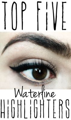 TOP FIVE Waterline Highlight Colors!