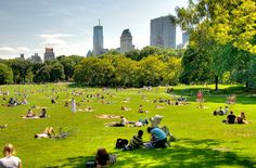 New York City - Travel tips for the summer!