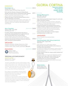 Out-of-the-box resume