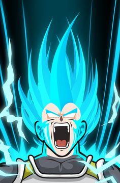 Rage Series by Kode Logic   #Vegeta Super Saiya 5