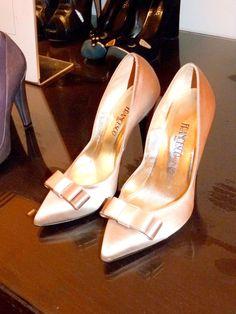 Rua Castilho Veste Couture #Lisbon #Fashion #Shoes Pink bow