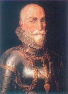 La derrota de la Armada Invencible VII duque de medina Sidonia Jefe de la expedición