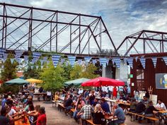 """The beer hall is one of """"14 San Antonio bars where you'll always run into a friend."""" See you soon friends!"""