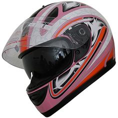 Street Bike Helmet Street Bike Helmets, Street Bikes, Full Face, Pink, Hot Pink, Road Bike, Crotch Rockets, Pink Hair, Rose